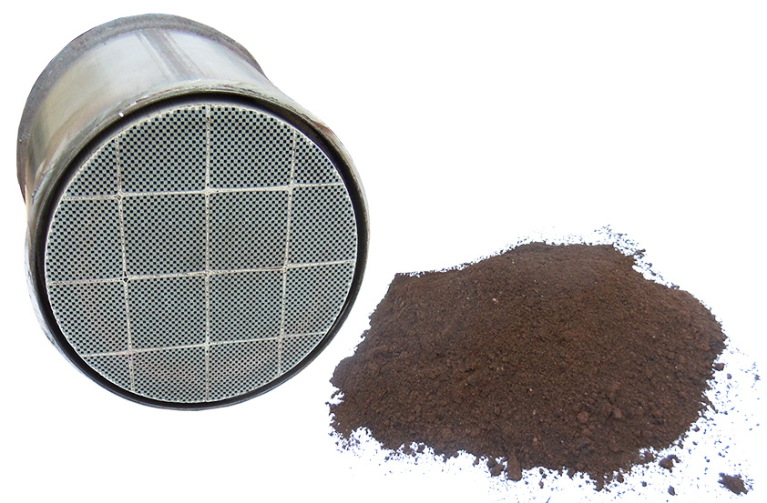 filter trdih delcev - čiščenje